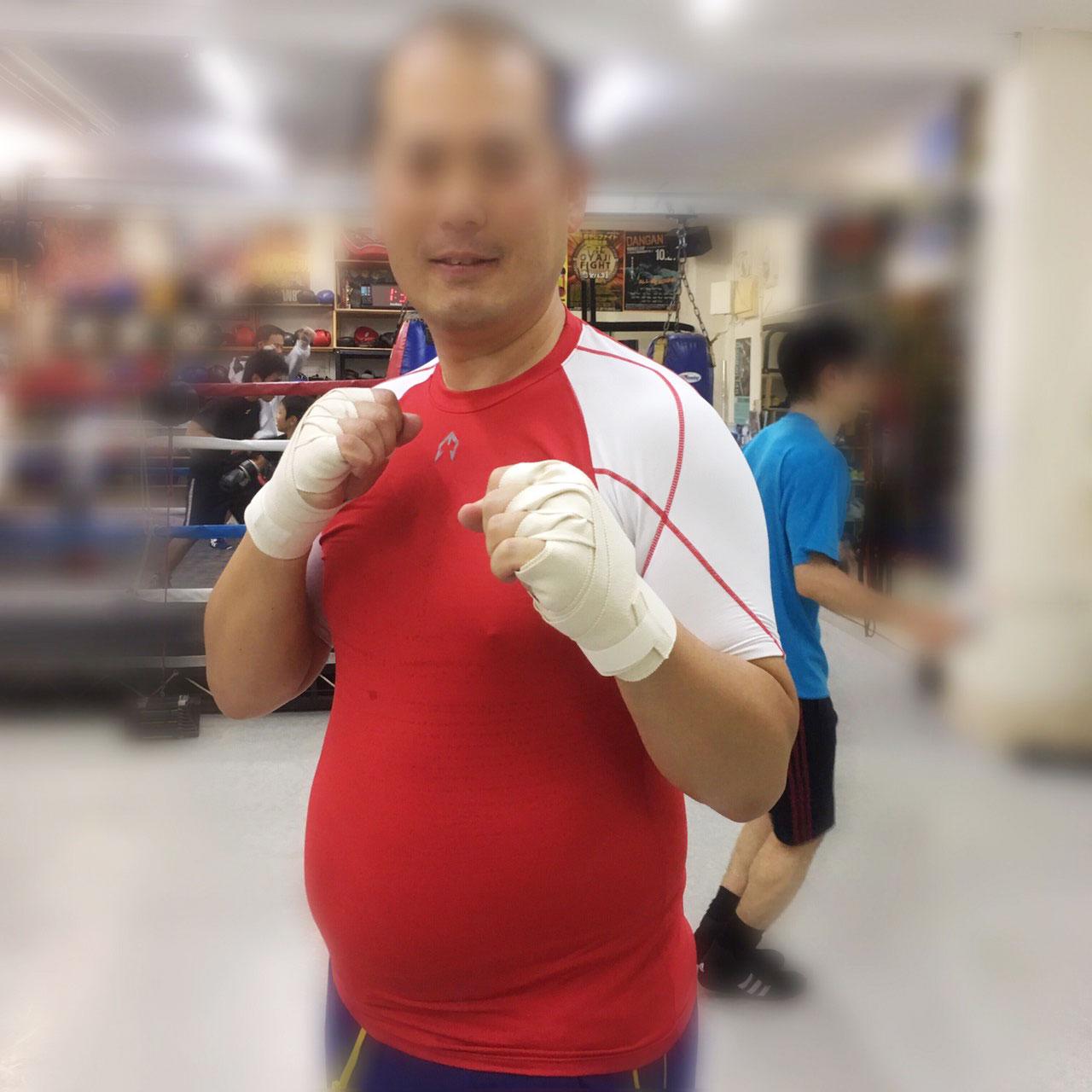 ボクシングを始める前